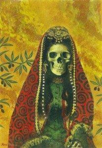 oracion a la santa muerte para atraer a una persona